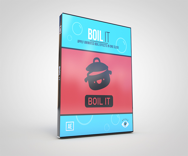 Boil It™ for After Effects