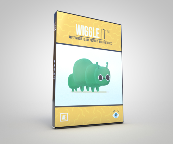Wiggle It™ for After Effects