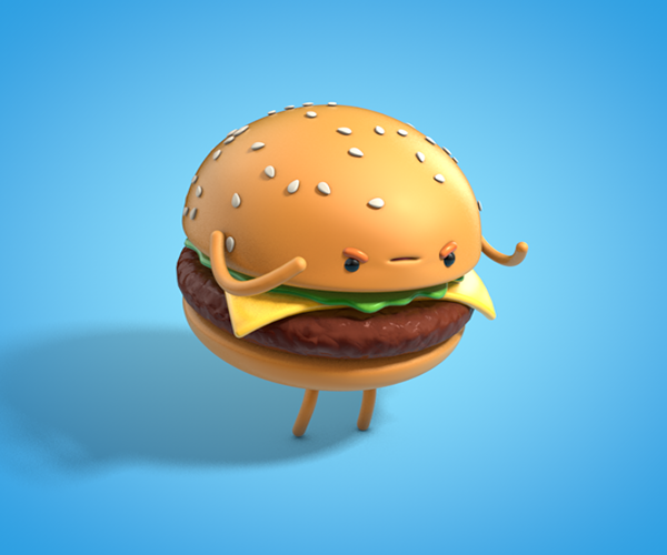 Rigging a Simple Cartoon Character in Cinema 4D   eyedesyn