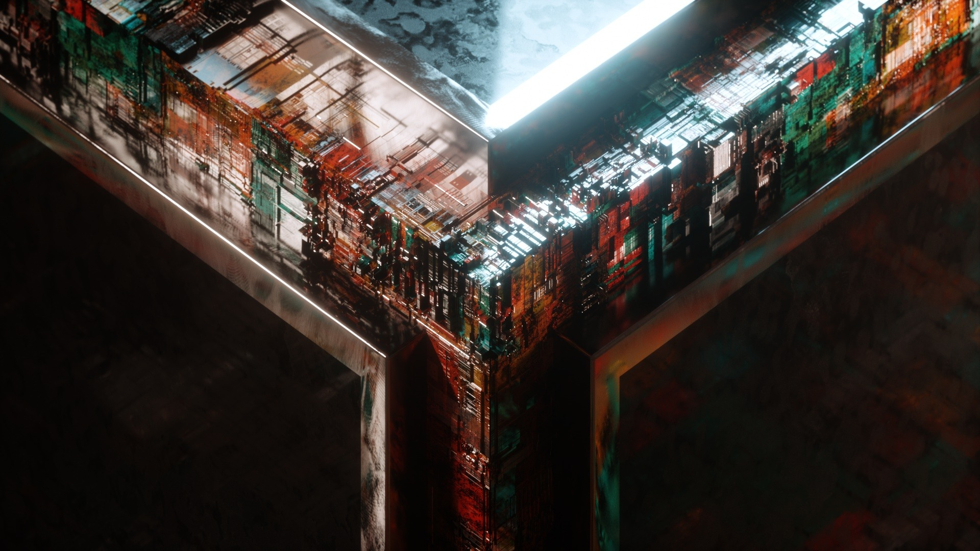 Using Displacement in Octane Render for Cinema 4D | eyedesyn
