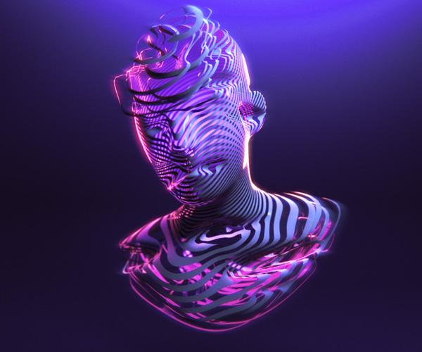 Creative Ways to Use Voronoi Fracture in Cinema 4D