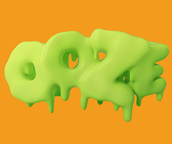 Using Mograph Fields and Volumes to Create a Liquid Text Reveal